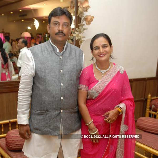 Safal, Sneha Shahu's wedding party