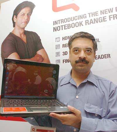 HP Gene-next Notebook