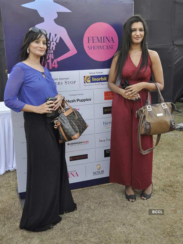 Femina Festive Showcase 2014