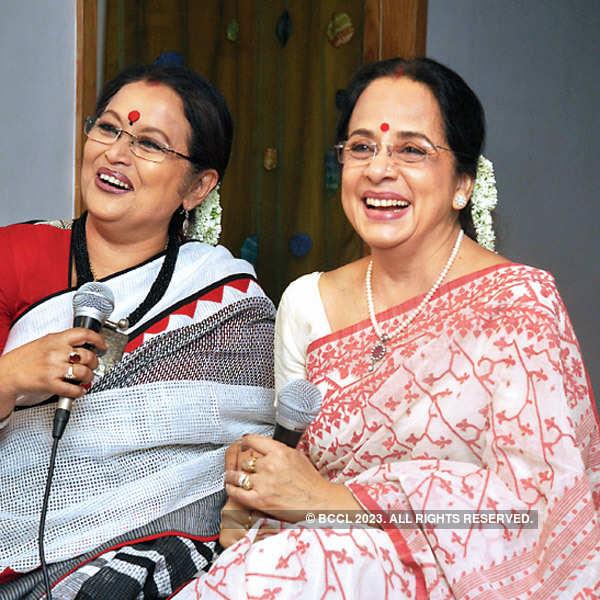 A literary meet in Kolkata