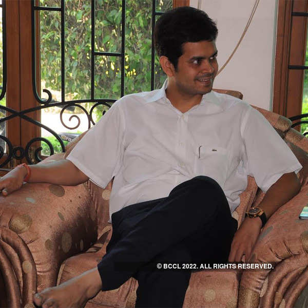 Rohit Agrawal's party in Nagpur