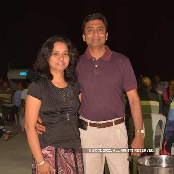 Reunion bash in Nagpur