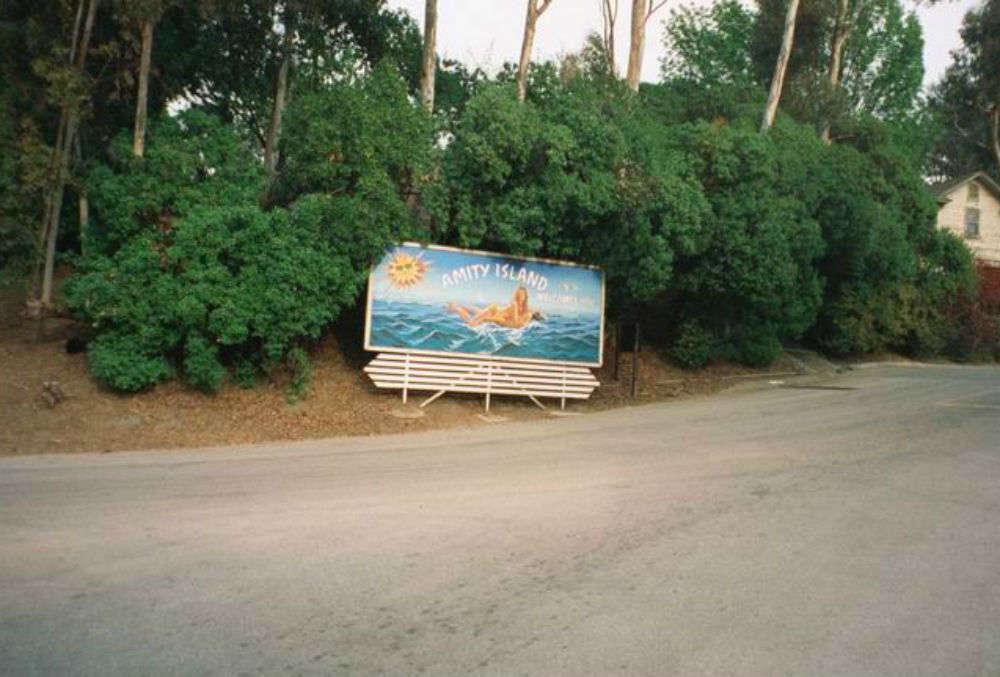 Martha's Vineyard-Amity Island