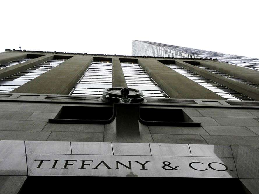 Holly Golightly's Tiffany's 57th Street