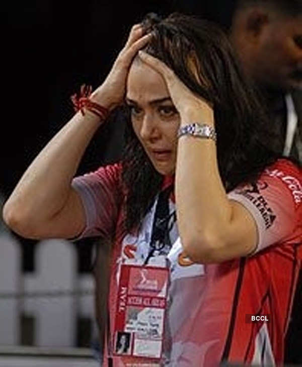 Celebs who have cried in public