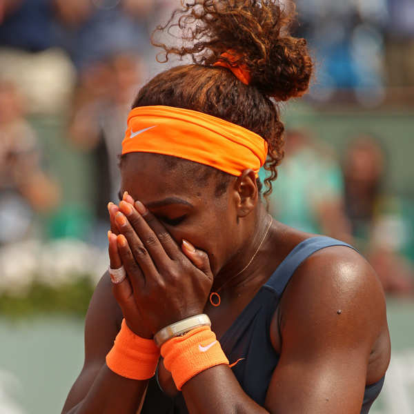 Serena Williams back on song for French Open