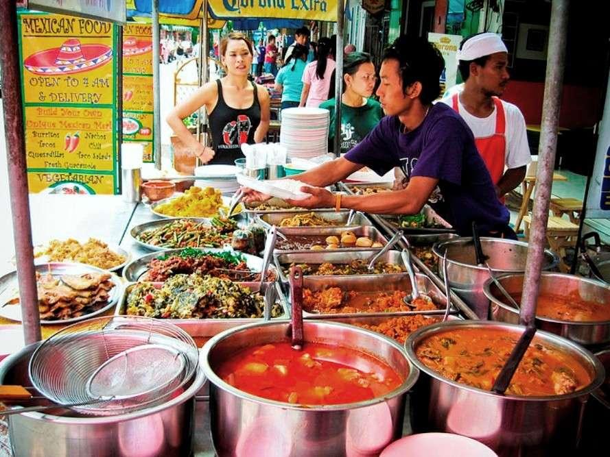 Cheap eats in Bangkok
