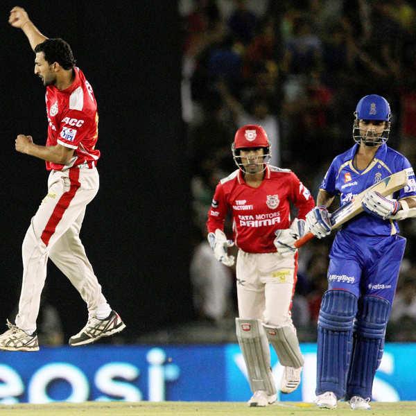 IPL 2014: KXIP vs RR