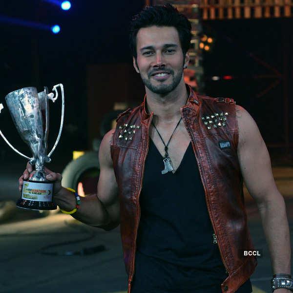 Rajniesh Duggal wins Khatron Ke Khiladi 5