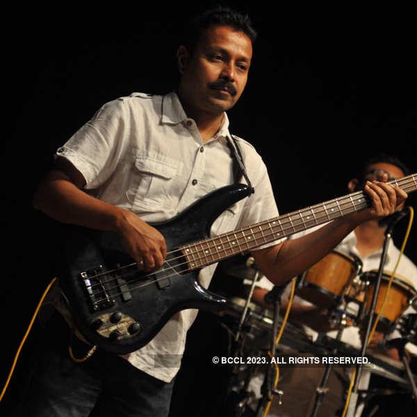 Soumitra, Chandrabindoo @ GD Birla Sabhaghar