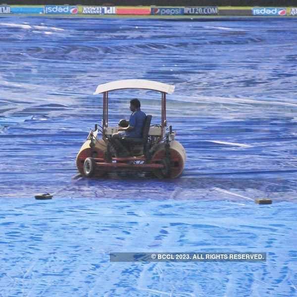 IPL 2014: Qualifier 1 postponed due to rain