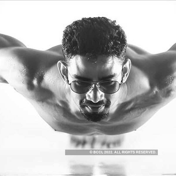 Mr India World 2014 second runner-up Bharat Raj
