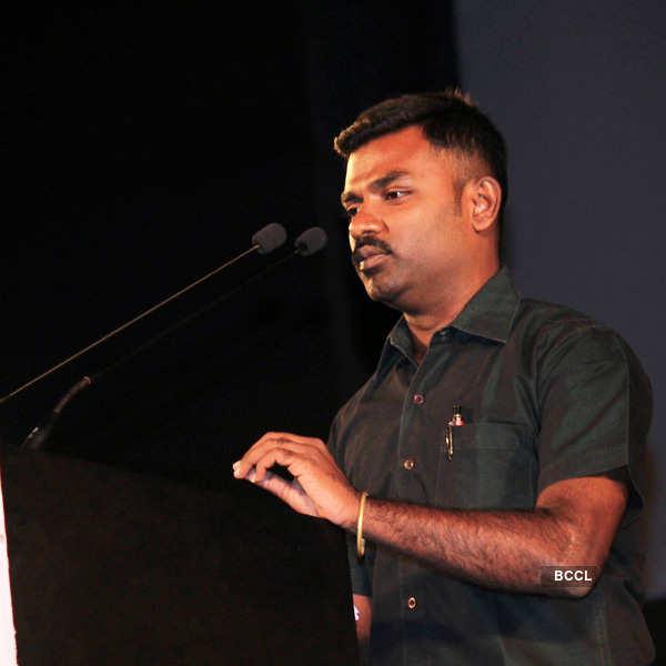 Kadhai Thiraikadhai...' audio launch
