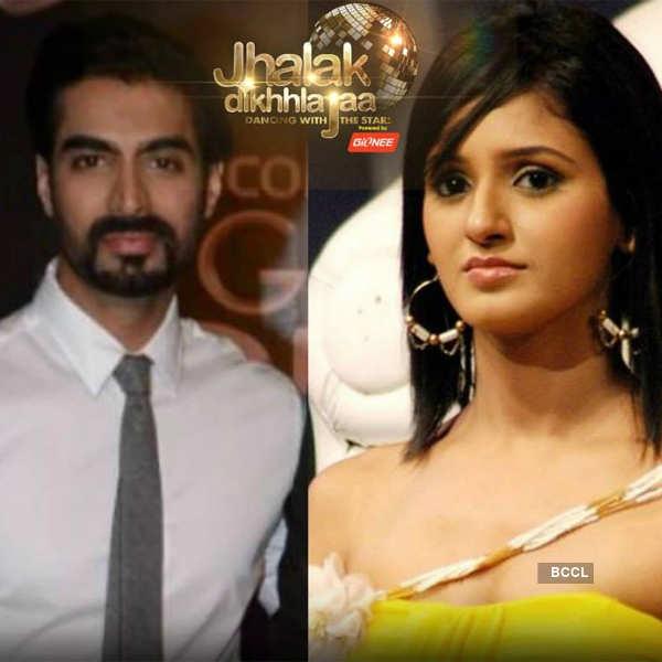Jhalak Dikhhla Jaa 7: Contestants