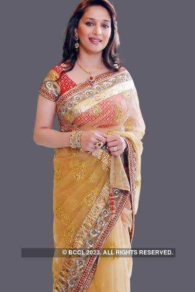 Madhuri Dixit's Portfolio Pics