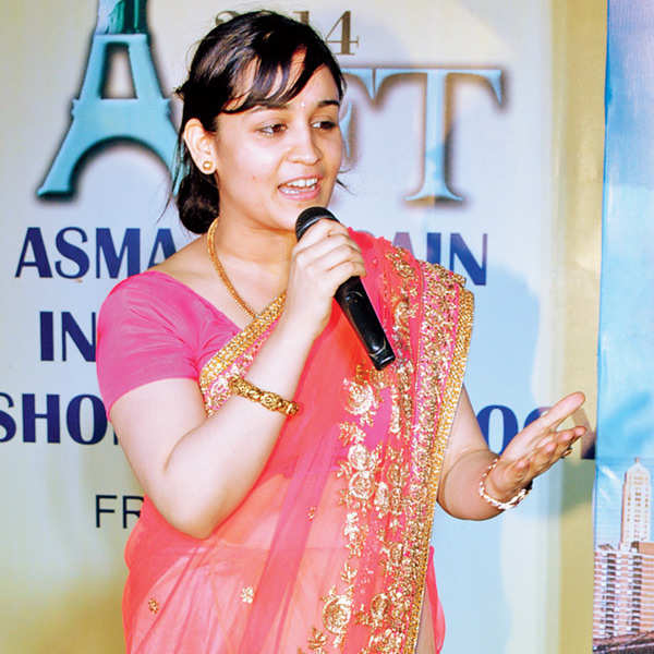 Singing competition in Lucknow