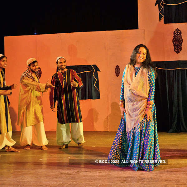 Theatrical evening in Bhopal