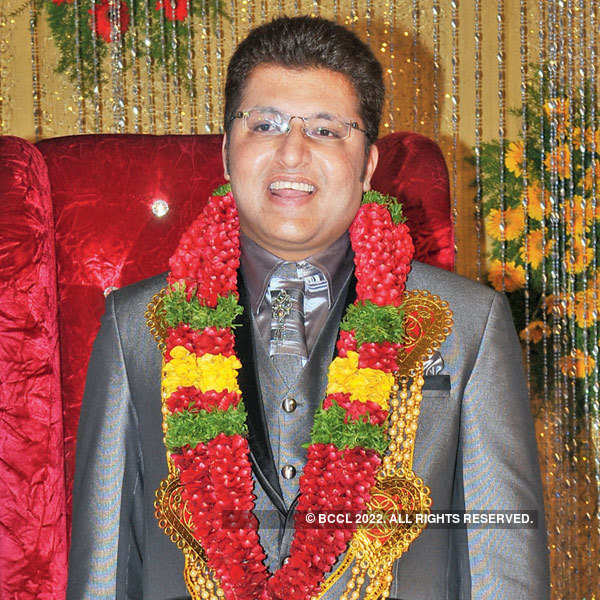 Syed and Nazia's wedding reception