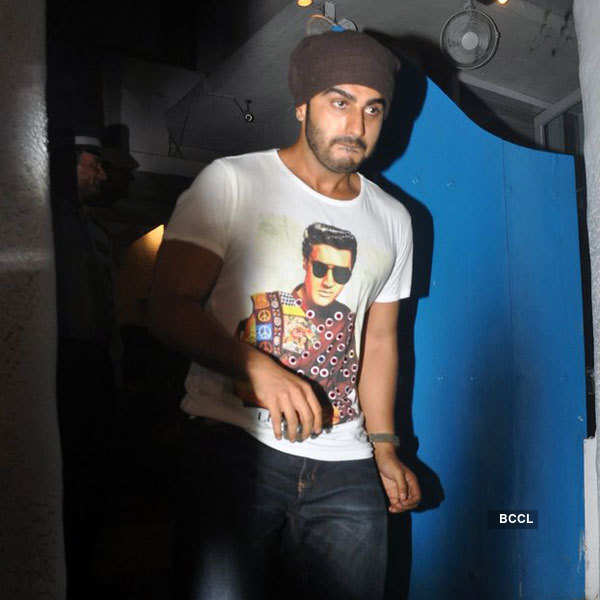Sonakshi Sinha's b'day party