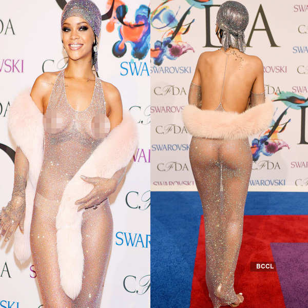 Celebs in eye-popping costumes
