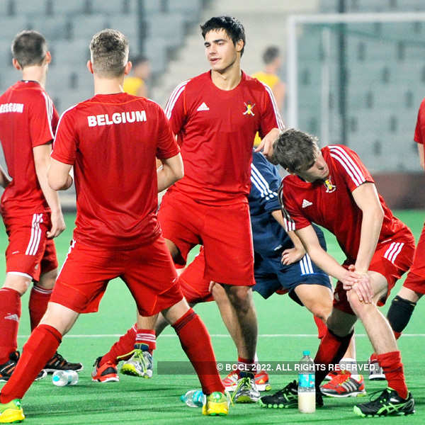 Hockey world Cup: Belgium beats India