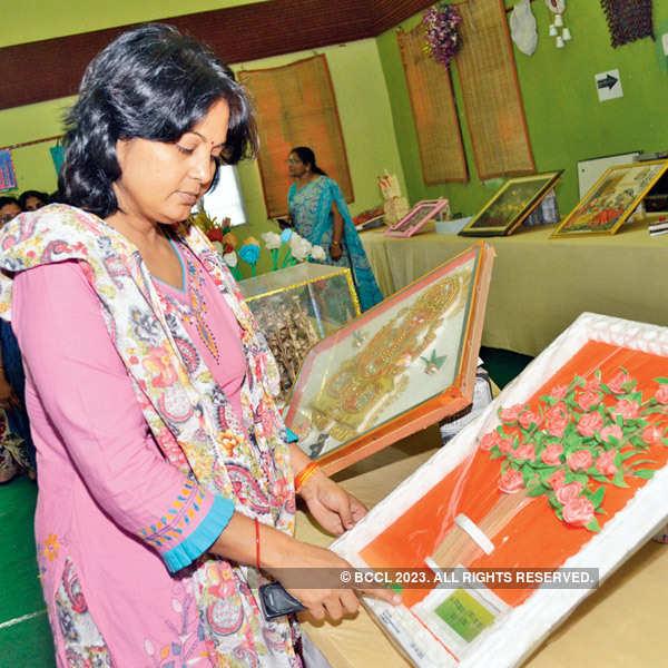 Handicraft exhibition in Bhopal