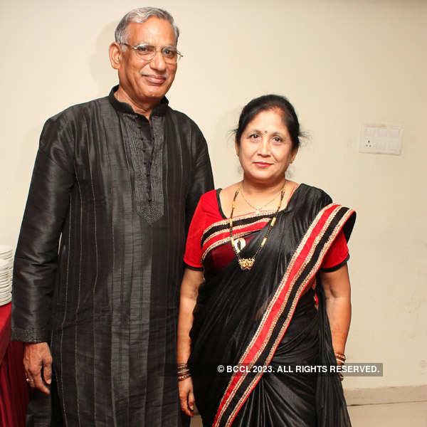 Sapna-Alok Pise's sangeet ceremony
