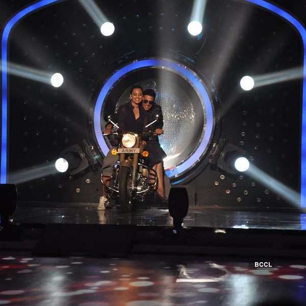 Jhalak Dikhhla Jaa 8: On the sets