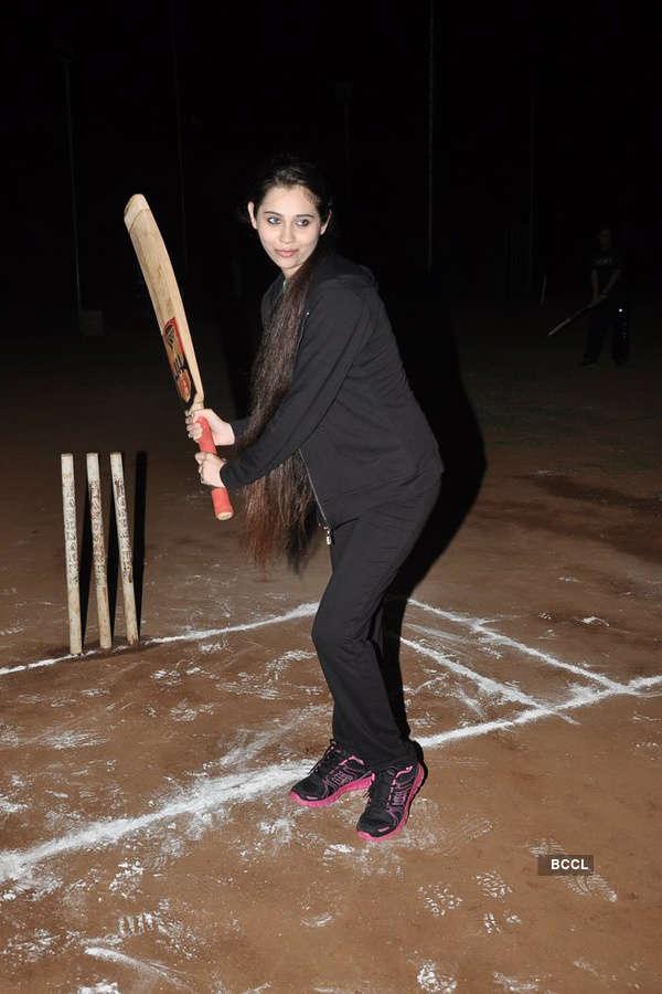 Celebrity cricket match
