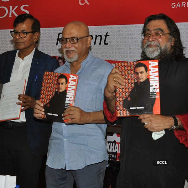 Aamir Khan book launch