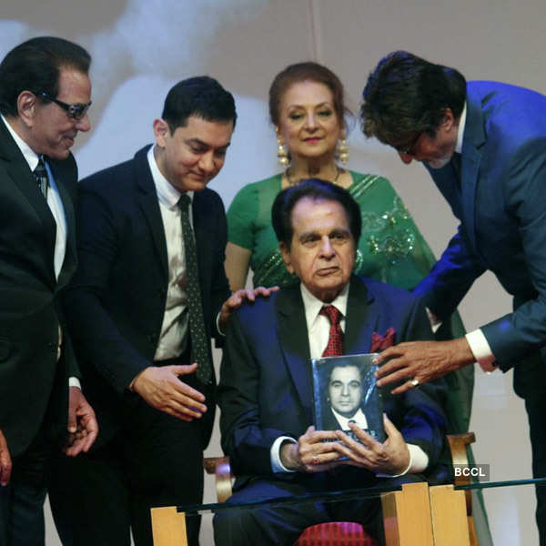 Dilip Kumar's autobiography launch