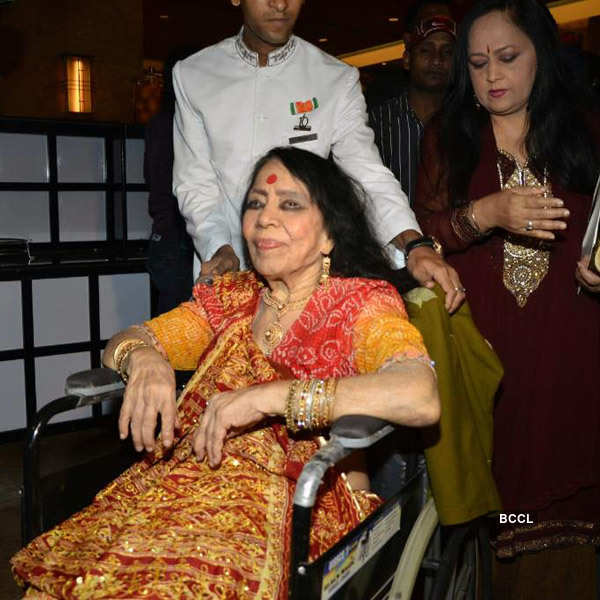 Dilip Kumar's autobiography launch