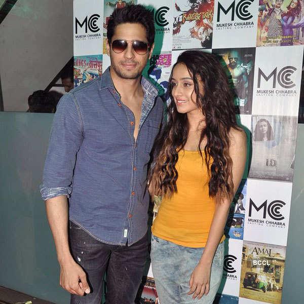 Mukesh Chhabra's casting studio launch
