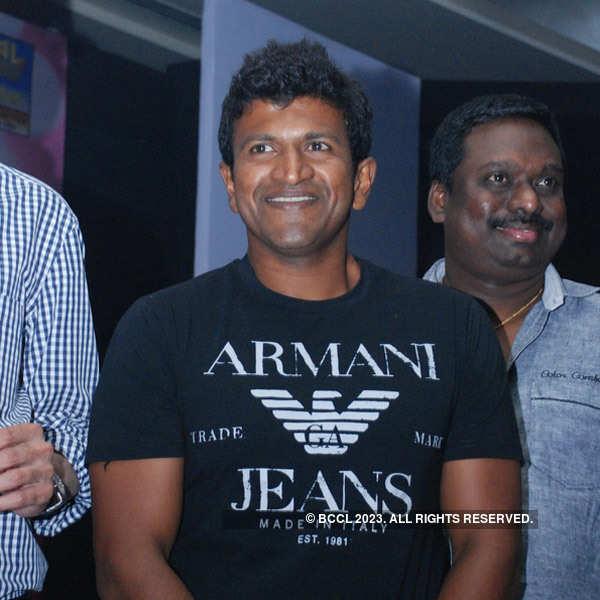 Aryan audio launch in Bangalore
