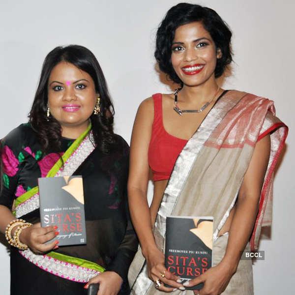 Sita's Curse: Book launch