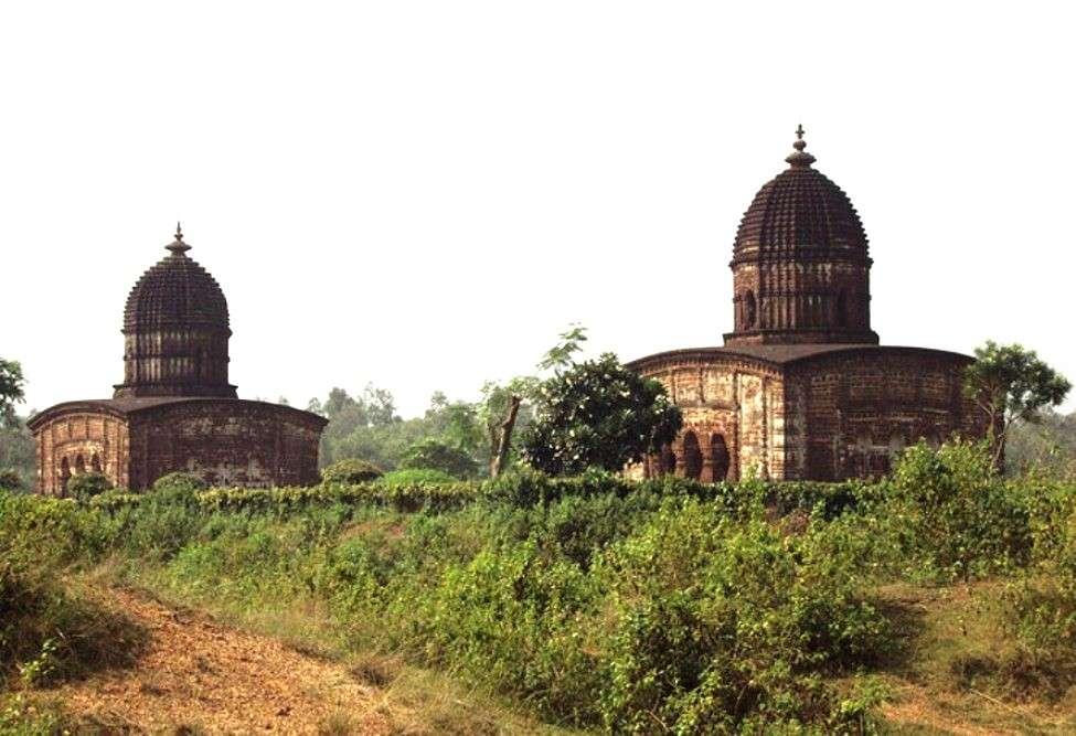 Terracotta wonders of Bishnupur