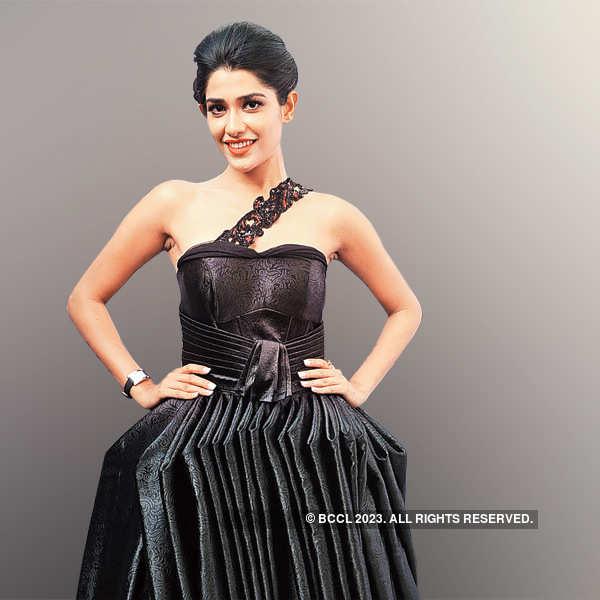 Riyaz, Reshma Gangji's collection launch