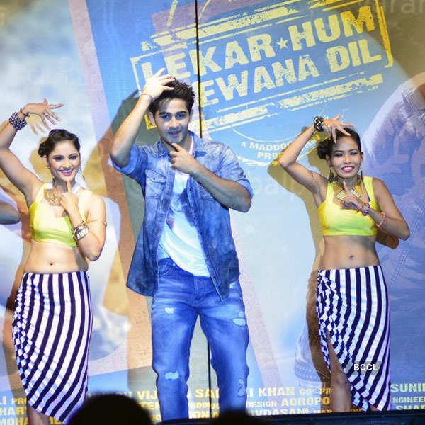 Lekar Hum Deewana Dil: Music launch