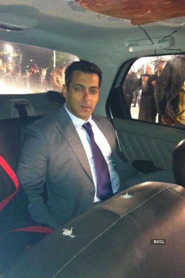 Salman Khan's Portfolio Pics