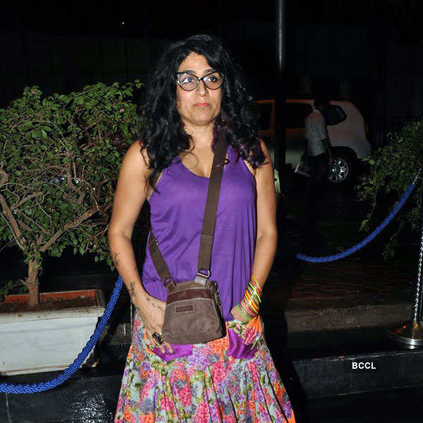 Amit Sadh's b'day party