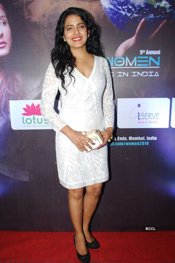 Vishaka Singh at Women Awards