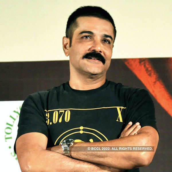Tollywood stars at a movie premiere