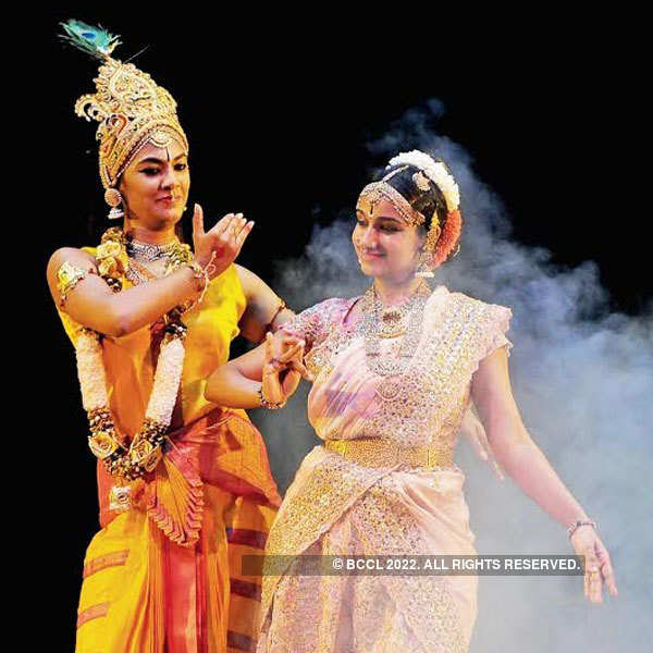Kuchipudi dance at Ravindra Bharathi