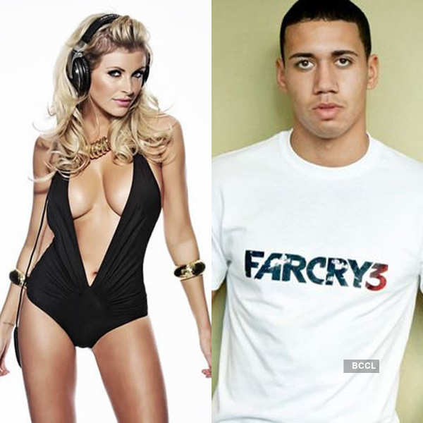 Hottest WAGS of Footballers