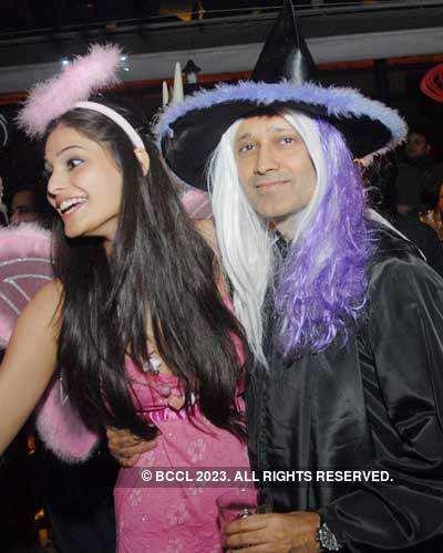 Halloween party '08