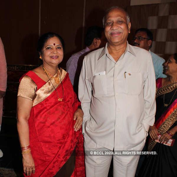 Saurabh & Prajaktta's wedding party