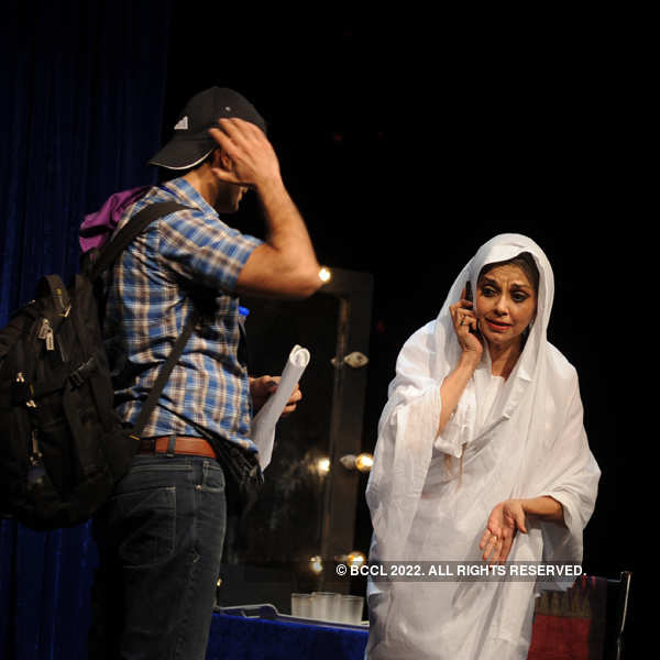 Lillete Dubey performs in Pune