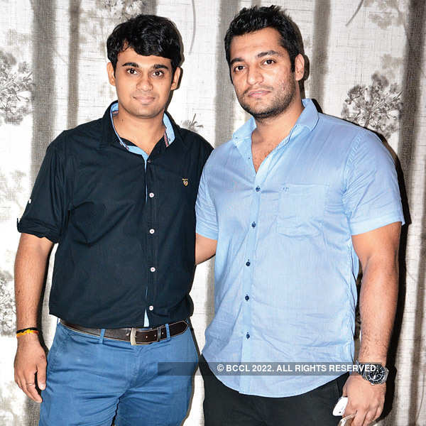 Nikhil Mittal's birthday party