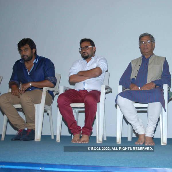Rudra Tandava: Press Meet