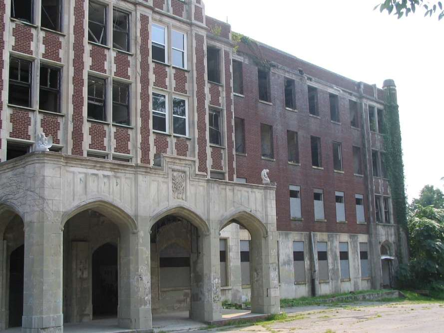 Waverly Hills Tuberculosis Sanatorium